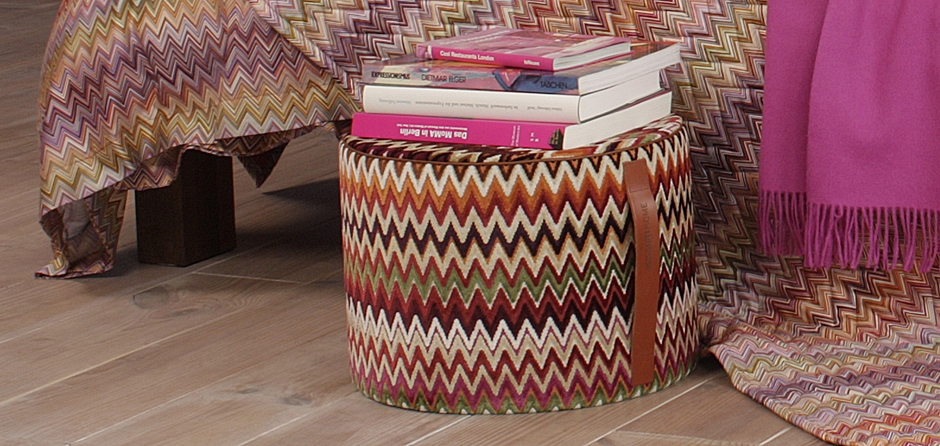 Pouf/ Hocker